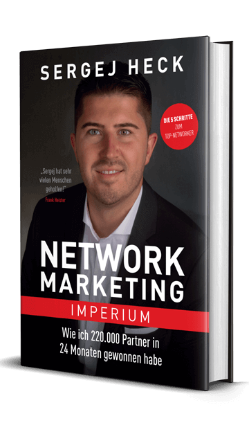 Gratis Buch Network Marketing Imperium von Sergej Heck